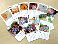 月曆磁鐵貼